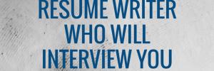 Capstone Resumes - Resume Writer Who Interviews