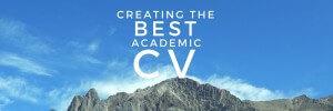 academic CV writer