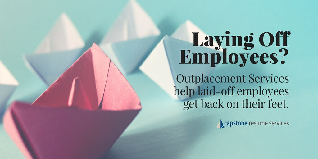 outplacement services Capstone Resumes