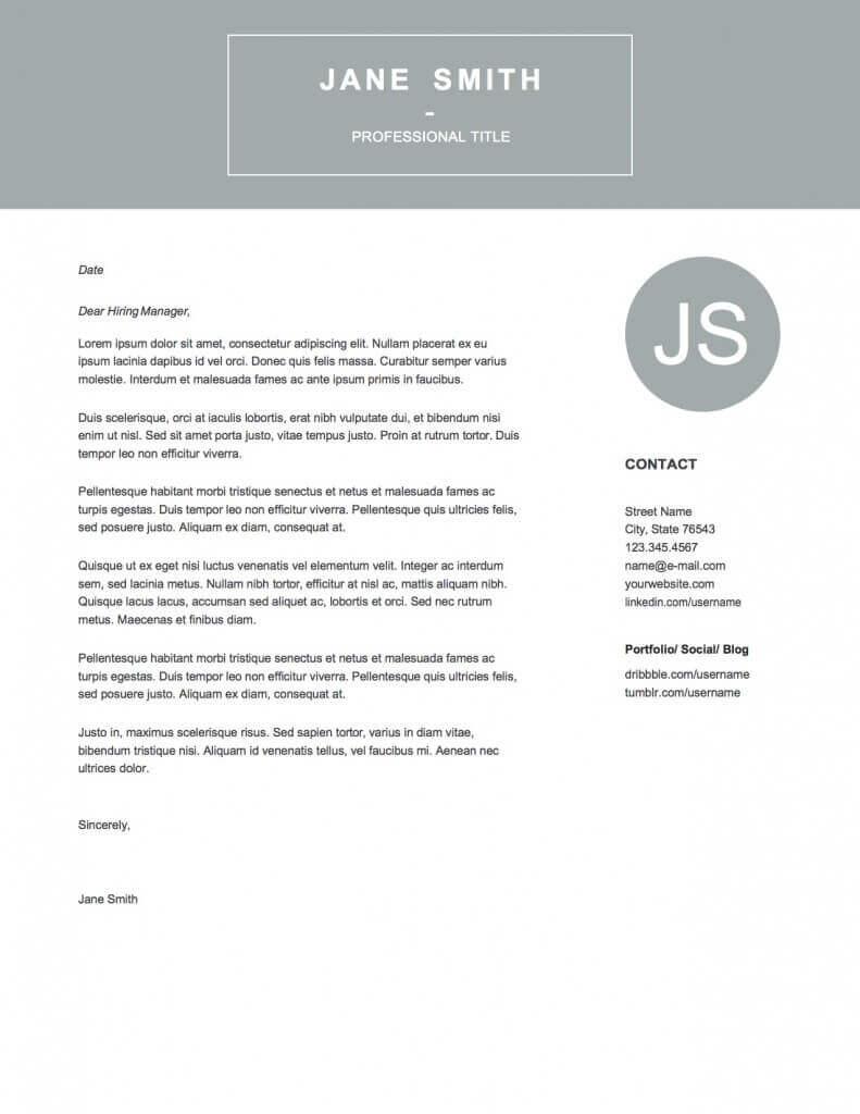 resume designs capstone resume services cover letter design 1